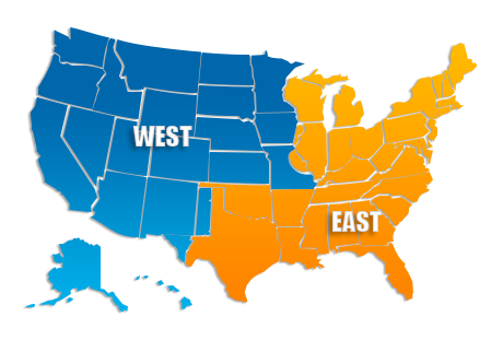 Select Your New Tricare Region